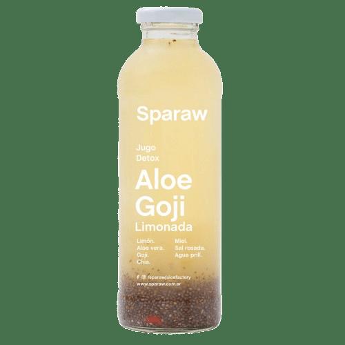 Limonada Aloe Goji
