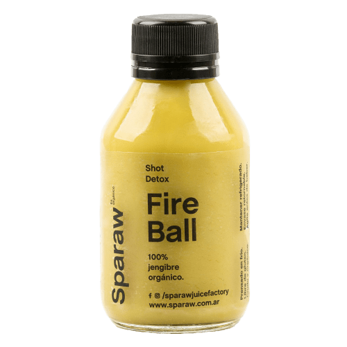 Shot Fire Ball
