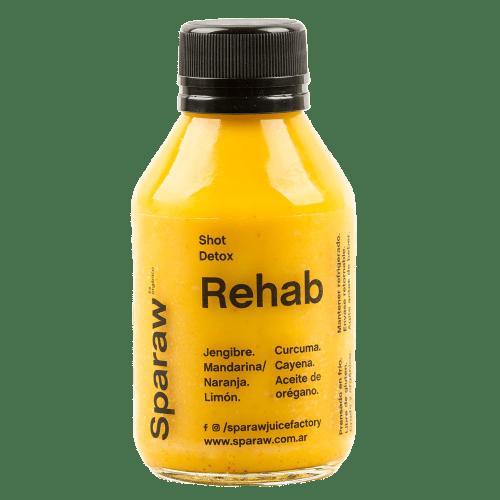 Shot Rehab