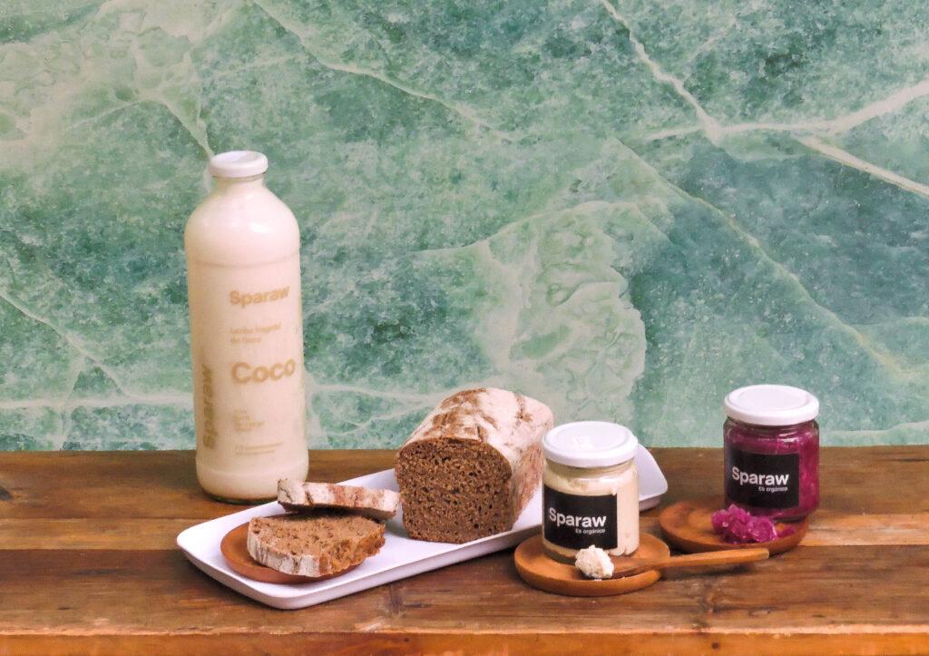 Foto desayuno saludable By Sparaw